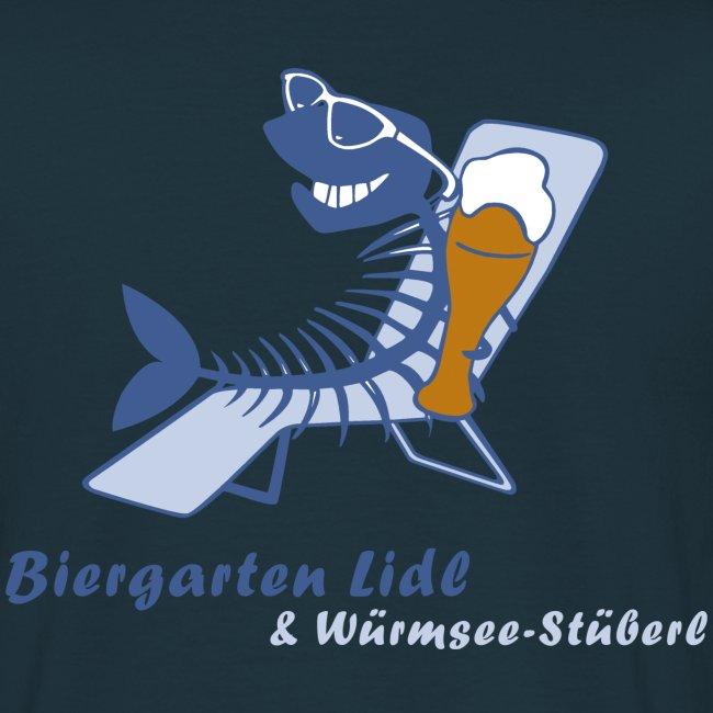 Biergarten Lidl