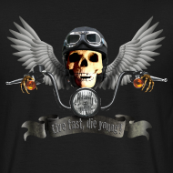 Motiv ~ T-Shirt Biker
