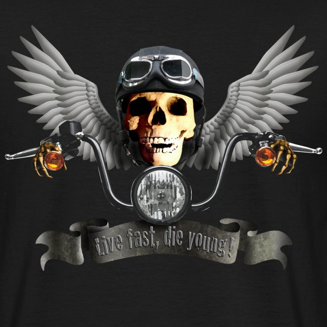 T-Shirt Biker