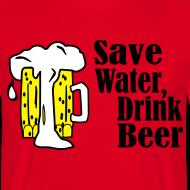 Ontwerp ~ Save Beer Drink Wine