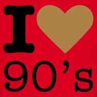 Ontwerp ~ I Love 90's