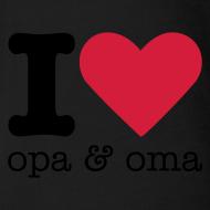Ontwerp ~ I Love opa & oma Rompertje