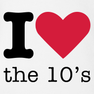 Ontwerp ~ I Love the 10's Rompertje