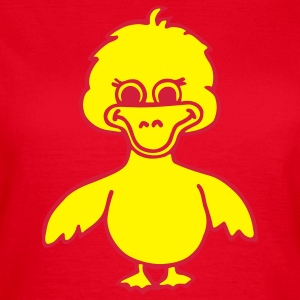 Red duckling 2 Women's T-Shirts - Women's T-Shirt
