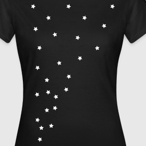 Ster, patroon T-shirts - Vrouwen T-shirt