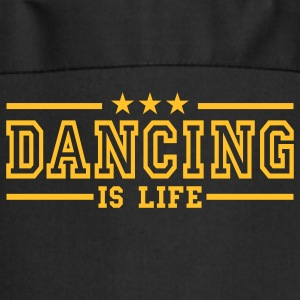 dancing is life deluxe Fartuchy - Fartuch kuchenny