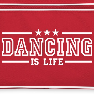 dancing is life deluxe Sacs - Sac Retro
