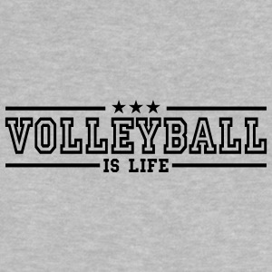 volleyball is life deluxe T-shirts Bébés - T-shirt Bébé