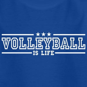 Volleyball t shirts spreadshirt for Life is good volleyball t shirt