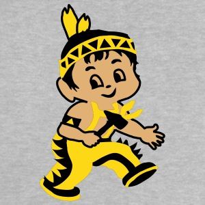 Kid Billy Indian by patjila Baby shirts - Baby T-shirt