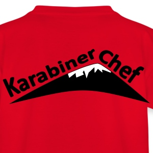 KarabinerChef Kinder  - Teenager T-Shirt
