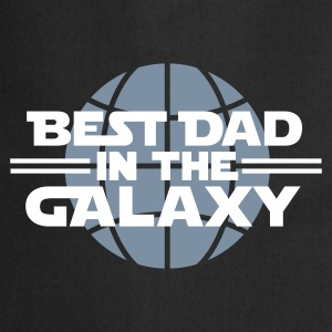 Best dad in the galaxy Kookschorten - Keukenschort