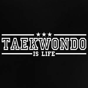 taekwonde is life deluxe Baby Shirts  - Baby T-Shirt