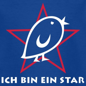 TWEETLERCOOLS - Ich bin ein Star | Kindershirt - Teenager T-Shirt
