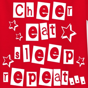 Cheerleader T-Shirt - Teenager T-Shirt