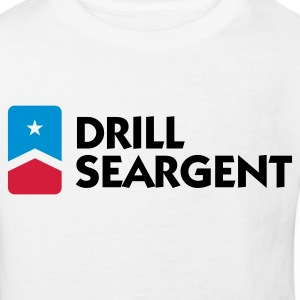 Drill Seargent (3c) Kinder T-Shirts - Kinder Bio-T-Shirt