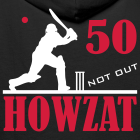 Design ~ 50 not out - HOWZAT!!