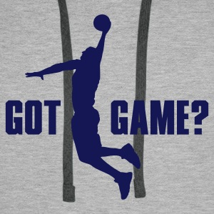Basketball - Got Game? - Männer Premium Hoodie