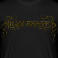 Design ~ Nightcreepers ocher branches