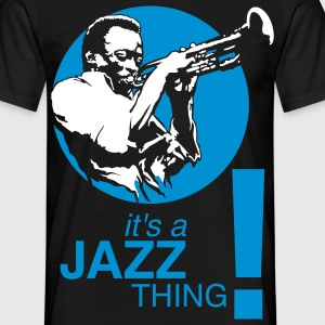 Jazz thing - T-shirt Homme