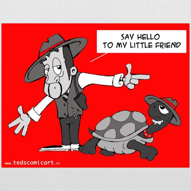 Gangsta&Turtle tas