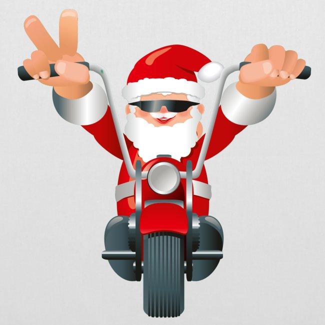 Biker Christmas Bag