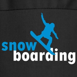 snowboarding snowboarder  Aprons - Cooking Apron