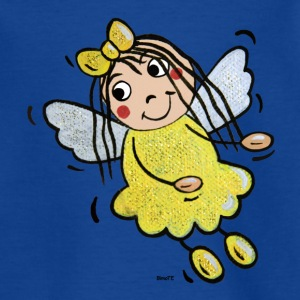Schutzengel Luna Kinder T-Shirts - Teenager T-Shirt