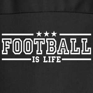 football is life deluxe Grembiuli - Grembiule da cucina