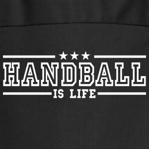 handball is life deluxe  Aprons - Cooking Apron
