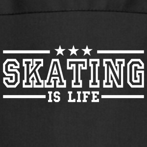 skating is life deluxe Forklæder - Forklæde
