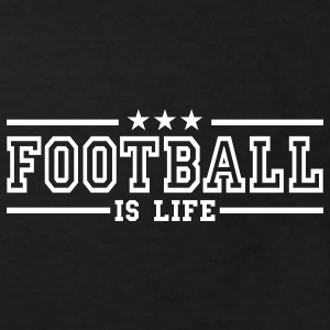 football is life deluxe Kids' Shirts - Kids' Organic T-shirt