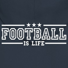 football is life deluxe Coats & Jackets