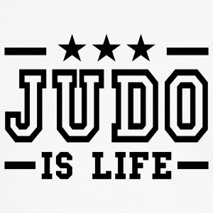 judo is life deluxe T-Shirts - Men's Ringer Shirt