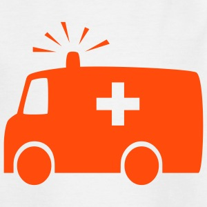 Ambulance - Teenage T-shirt