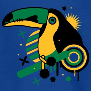 Toco Toucan Kids' Shirts - Teenage T-shirt