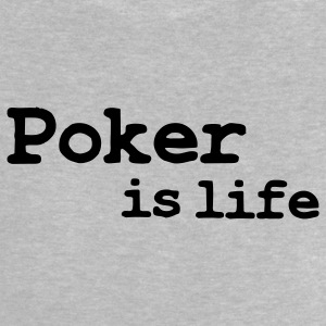 poker is life T-shirts Bébés - T-shirt Bébé