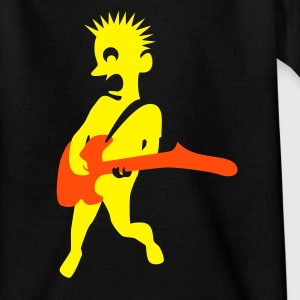 Kaygood guitar kid - Teenager T-shirt