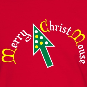 Merry ChristMouse - Men's Ringer Shirt