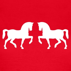 Horse Pony Riding Rider Women's T-Shirts - Women's T-Shirt