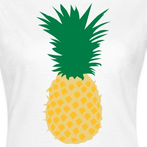 Pineapple T-skjorter - T-skjorte for kvinner