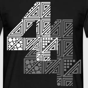 44 - fourty four - Men's T-Shirt
