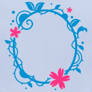 Flower frame Accessories - Baby Organic Bib