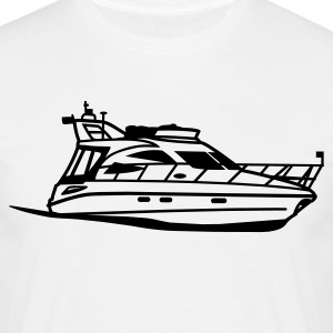 Sealine Sports Yacht T-Shirt - Men's T-Shirt