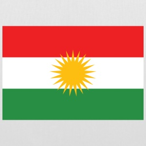 Official Flag of Kurdistan Autonomous Region - Tote Bag
