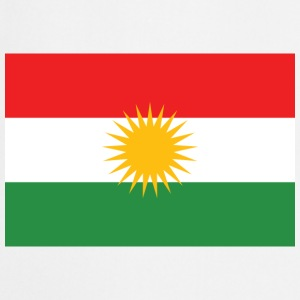 Official Flag of Kurdistan Autonomous Region - Cooking Apron