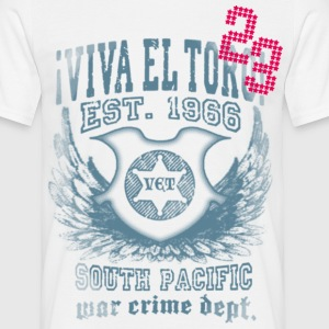 VIVA EL TORO! South Pacific Shirt - Männer T-Shirt