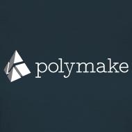 Design ~ polymake women's t-shirt (white/grey)