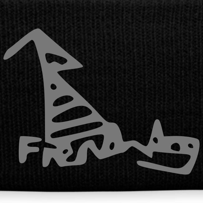 French Dog Winter Cap