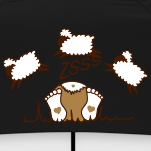 Counting Sheep Umbrellas - Umbrella (small)